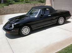 sell used 1993 alfa romeo spider veloce in castaic california united states