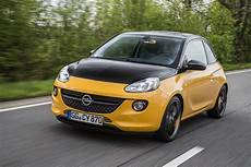 new opel adam black priced from 14 950 in germany