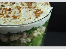 layered cauliflower salad_image
