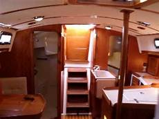 interno barca a vela interni tartan 3400 scafo num 69