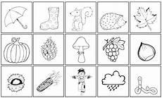 Kinder Malvorlagen Memory Ideenreise Minibilder Quot Herbst Quot