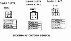 94 honda o2 sensor wire diagrams 99 civic o2 sensor wiring diagram