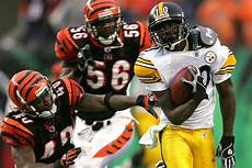 pittsburgh steelers vs cincinnati bengals 2005 nfl pittsburgh s forgotten classics steelers vs bengals