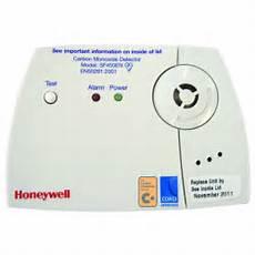 detecteur monoxyde de carbone honeywell d 233 tecteur de monoxyde de carbone sf 450 honeywell ecc