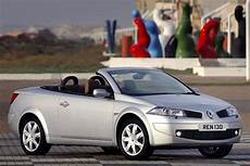 Used Renault Megane Cabriolet 2006 2009 Review Parkers