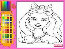 barbie paint colors games barbie coloring pages for barbie coloring pages games youtube