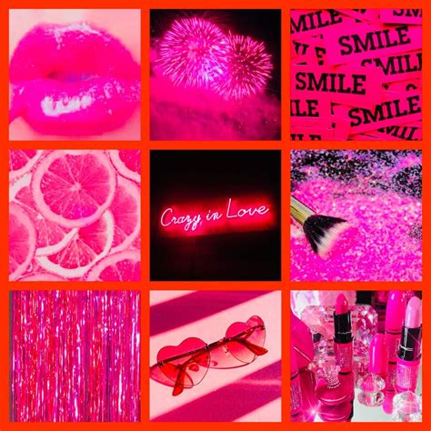 Hot Pink Aesthetic