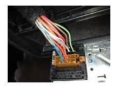radiowechsel bei vw lupo car hifi anschluss verkabelung