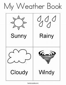 weather worksheets to color 14683 my weather book coloring page twisty noodle