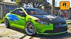 fast and furious 1 quot nouveaut 201 s quot la voiture de fast and furious 1 sur gta
