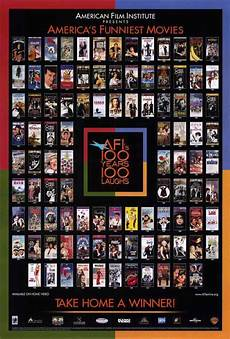 afi 100 years of laughs posters from poster shop