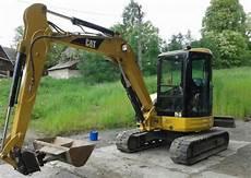 Caterpillar 305cr Mini Pelle Mat 201 Riaux De Construction