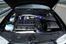 Golf 4 R32 Motor - tuned vw golf r32 iv has some serious hperformance carscoops