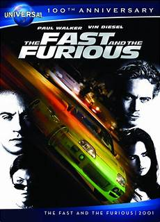 The Fast And The Furios - the fast and the furious dvd release date january 2 2002