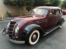 1935 Chrysler Airflow  Vintage Car Collector