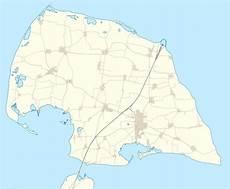 File Schleswig Holstein Fehmarn Location Map Svg