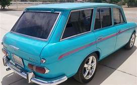 1967 Datsun Wagon  GREAT CONDITION For Sale