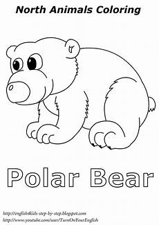 arctic animals printable coloring pages 17219 arctic animals song for children