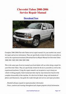 car repair manuals online pdf 2006 chevrolet suburban 2500 lane departure warning chevrolet tahoe 2000 2006 service repair manual by hong lii issuu