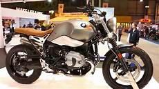 2016 Bmw R Nine T Scrambler Walkaround Motorcycle Live