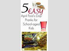 april fools day pranks for your parents