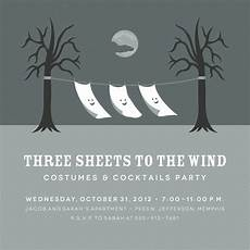 party invitations three sheets to the wind at minted com