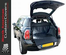 Mini Countryman Kofferraum - mini countryman cargo liner trunk mat quilted tailored