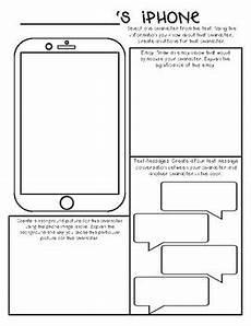 categorizing worksheets middle school 7929 character social media worksheet by middle school mishaps tpt