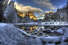 the magic of yosemite in winter