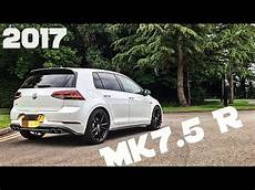 mk7 golf r 2017 mk7 5 golf r test drive