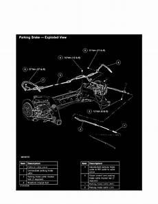 service manual 2006 mercury montego brake drum structure mercury workshop manuals gt montego 2wd v6 3 0l vin 1 2006 gt brakes and traction control