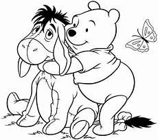 Winni Malvorlagen Anak Mewarnai Gambar Winnie The Pooh