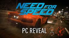 need for speed pc reveal