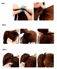 easy and simple hair styles at home hairstyles easy to do at home