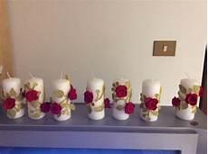 come decorare candele candele decorative natalizie per la casa e per te