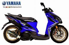 Mio Soul Modifikasi Warna by Modifikasi Motor Mio Soul Gt Warna Putih Hitam Biru Ungu