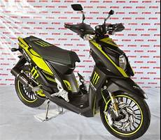Modifikasi Motor X Ride 125 by Galeri Foto Modifikasi Yamaha X Ride Touring Paling Gahar
