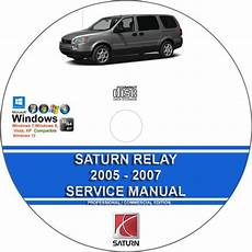 car owners manuals for sale 2006 saturn relay electronic valve timing saturn relay 2005 2006 2007 service repair manual on cd 3 days shipping ebay