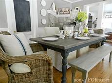 Esstisch Grau Gebeizt - our new farmhouse dining table rooms for rent