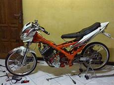 Modifikasi Motor Jupiter Burhan by Modif Motor Jupiter Z 2017 Februari 2017