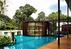 Screen House By K2ld Architects Modern Mansion In
