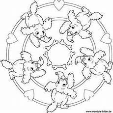 Malvorlagen Gratis Mandala Tiere Mandala Malvorlagen Hunde Tippsvorlage Info