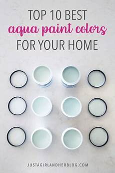 aqua paint colors for your home lawson