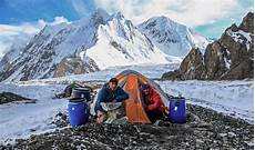 Mike Horn K2 Expedition Part 1 Sports
