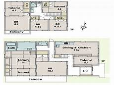 modern japanese house plans traditional japanese house floor plan google search