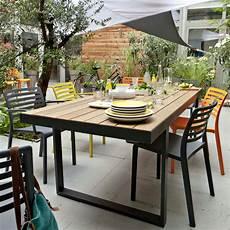 table et chaise de terrasse table de terrasse seaandsea
