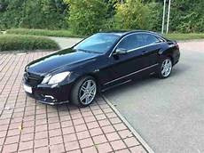 Mercedes E Coupe 350 Cdi Amg Style Aktuelle Angebote
