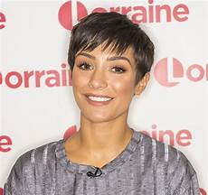 frankie bridge s hairstyles then and now from to short pixie cut and even hello