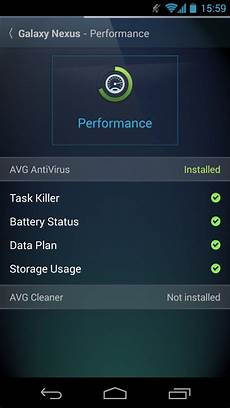 android console avg zen admin console per android