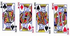 There Are Four Different In Deck Of Cards And Here S